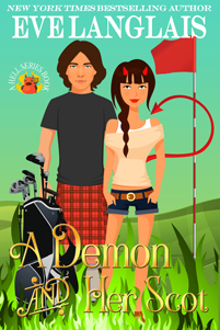 A Demon and Her Scot